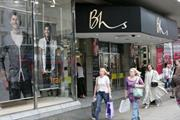 Sir Philip Green puts struggling BHS up for sale