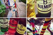 Bulmers to reproduce Twitter users' handles as knitwear in 'yarn-bombing' campaign