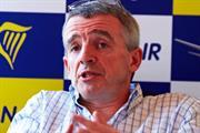 Ryanair boss O'Leary hits back at ASA 'idiots'