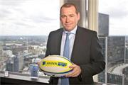 Aviva to sponsor video-on-demand rugby