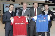 Samsung widens football sponsorship to Leyton Orient
