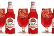 Stella Artois Cidre unveils raspberry flavour ahead of summer marketing push