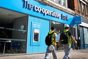 Co-op bank posts losses of £1.3bn and expects no profits for two years