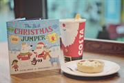 Costa-commissioned Christmas children's book supports Save the Children