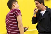 Britvic launches foam Tango in aerosol bottle