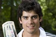Buxton picks cricketer Cook as brand ambassador