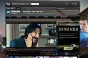 P&G launches Gillette Football Club on YouTube