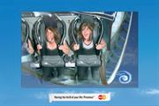 MasterCard takes priceless message to theme parks