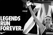 Nike runs quick turnaround Radcliffe ad