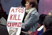 Disabled pressure group to attack Atos' Olympic sponsorship