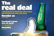 This week's Marketing cover: Illustrating the Facebook Direct Deals story