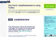 Carphone Warehouse plans social media campaigns