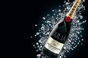 Moet & Chandon begins online rethink