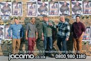 Jacamo: the specialist menswear site is still finding its feet with new spokesman Andrew Flintoff