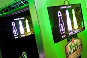 Grolsch launches 'Swingtop Challenge' roadshow
