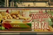 KFC captures Brazilian spirit as World Cup fever kicks off