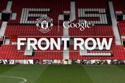 Man Utd teams with Google for pitch-side digital competition