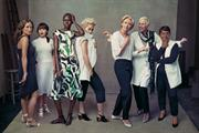 Emma Thompson, Annie Lennox and Rita Ora unveiled as Marks & Spencer  'Leading Ladies'