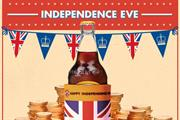 Newcastle Brown Ale hijacks 4 July celebrations