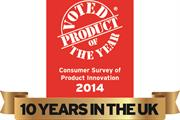 Product of  the Year 2014: the winning formula