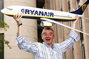 Ryanair's Michael O'Leary: 'Short of committing murder, bad publicity sells more seats'