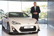 Toyota revives UK marketing director role with Chris Hayes appointment