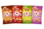 PepsiCo targets 'popped' snacks market with Walkers Pops range