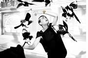 Watches of Switzerland channels Hitchcock's 'The Birds' in luxurious new creative