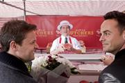 Morrisons brings Market Street to life in latest Ant and Dec ad