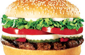 Burger King to offer exclusive £85 London burger