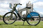 Santander in the running to sponsor Boris bikes