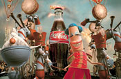 Coca-Cola seeks mobile agency in SMS offensive