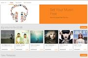 Google is latest competitor to hit music-streaming market