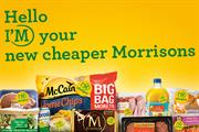 Morrisons positions itself as low-priced supermarket with 'love it cheaper' strategy