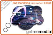 Enhance live music and festival experiences with virtual signs by skignz