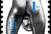 Tom of Finland's 'homoerotic' drawings made into stamps