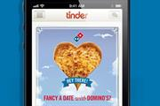 Domino's Pizza gets flirty on Tinder for Valentine's Day
