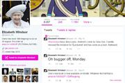 Anonymity and anarchy: the power of Twitter parody accounts