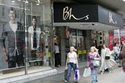 Joint resigns BHS account