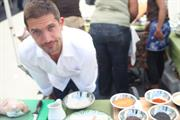 Food Network partners 15 street vendors for interactive campaign