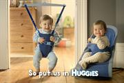 Huggies launches biggest ad campaign in four years