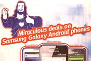 Phones4U slammed for 'mocking' Christians