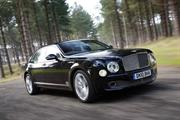 Agencies line up for Bentley ad account