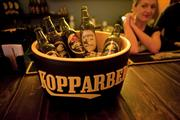 18 Feet & Rising lands Kopparberg integrated campaign