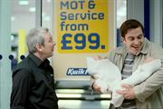 Kwik Fit calls below-the-line review