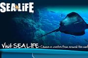 McCann Bristol wins Sea Life aquarium account for global TV brief