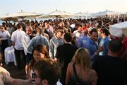 CANNES 2013: Campaign's beach party in pictures