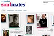 Guardian News & Media seeks digital shop for Soulmates dating site