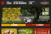 Glue overhauls Magners' digital presence