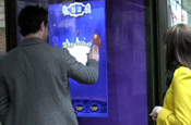 Cadbury Creme Egg launches touchscreen bus shelter game